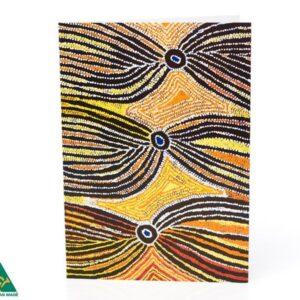 Aboriginal card-ozkoi グリーティングカード