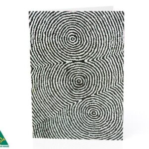Aboriginal card-ozkoi_グリーティングカード