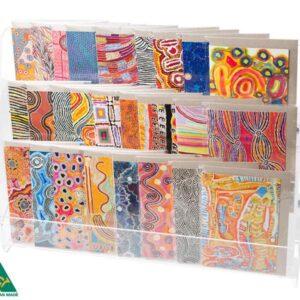 Aboriginal cards_ozkoi アボリジナルアート
