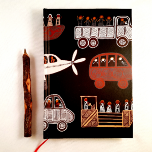 Ozkoi Aboriginal art notebook Ozkoi