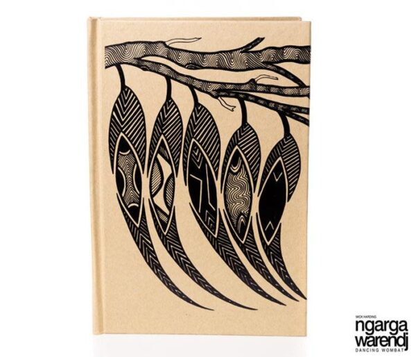 Aboriginal artノートブック