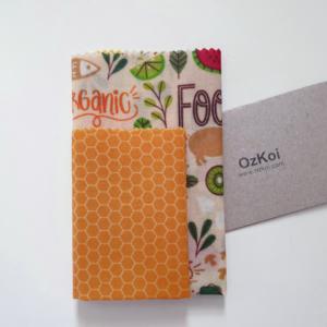 Organic beeswax wrap Ozkoi