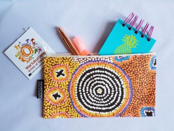 Aboriginal art Ozkoi ポーチRuthStewart