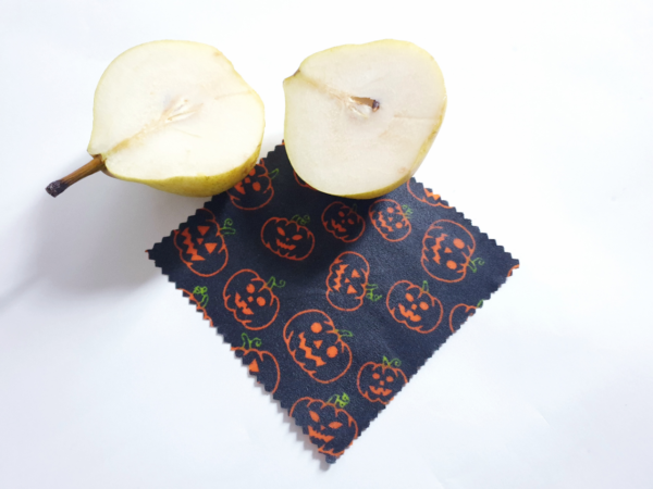 Beeswax wrap Pumpkin Halloween Australia Ozkoi
