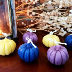 ハロウィンかぼちゃ パンプキンキャンドルOzkoi